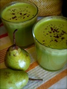 Good morning sweet pear
